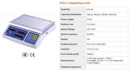 Sửa Cân Tính Giá ACS-E